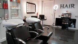 Hairdressing Chairs To Rent In Fully Refurbished Luxury Salon