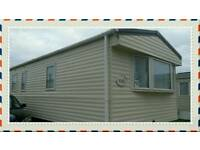 Modern, extra wide caravan for hire on award winning 5* Parkdean Trecco Bay Holiday Park