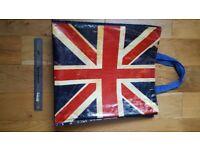 Union Jack bag