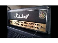 Marshall JVM410H 100W Valve Head - Electric Guitar Amplifier - Great Condition!