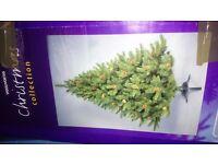 Canadian pine xmas tree