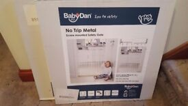 2 Baby Gates for sale-New & in box
