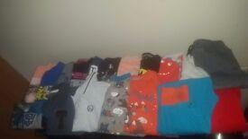 Boy's 5-6 years bundle 24 items