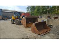 Ulrich Hytip Bucket for JCB loading shovel 436