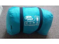 Gelert Sleeping Pod Junior 2 Season Sleeping Bag