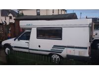 For sale we have my citreon hylo 2 birth campervan