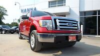 2011 Ford F-150 SUPER CAB XLT 4X4 5.0L V8 *6 1/2 FT BOX*