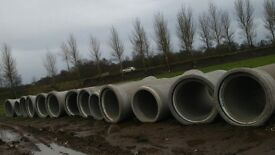 CONCRETE DRAINAGE PIPES 900mm