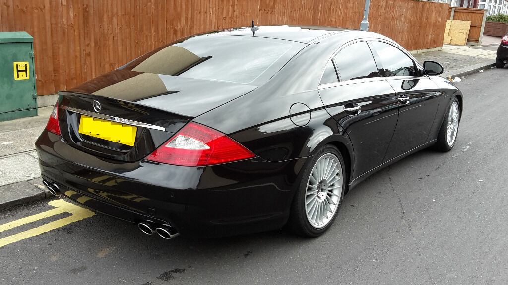 mercedes cls 320 cdi amg bodykit low mileage immaculate sensible offers welcome in. Black Bedroom Furniture Sets. Home Design Ideas