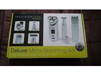 Mens grooming kit.