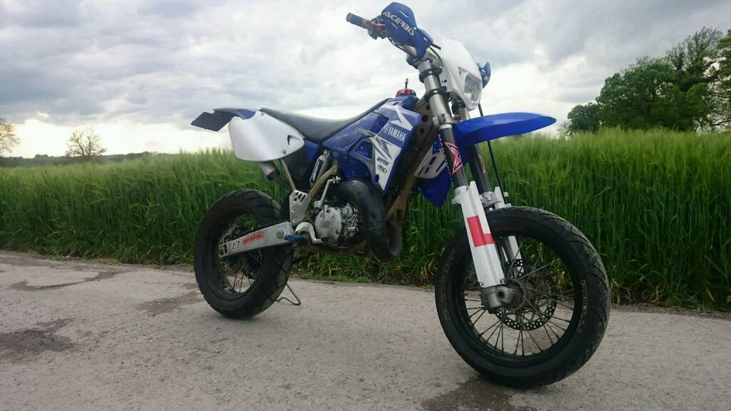 Yamaha Cc Dirt Bike Price