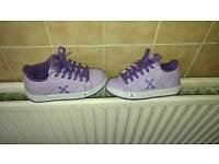 Heely style skateshoes