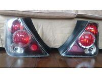Honda civic Ep3 rear lights