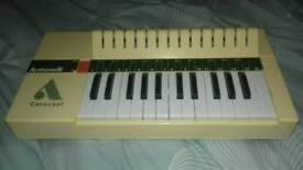 Antonelli organ carousel Vintage *1980's* church organ
