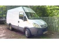 Iveco Daily SWB (not transit)