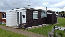 Chalet/holiday home, Isle of Sheppey, Sheerness Kent (opposite seafront).