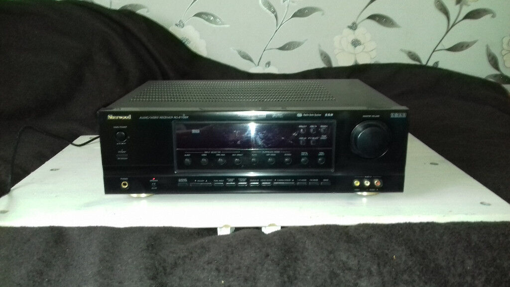 Sherwood Stereo Amplifier Reciver
