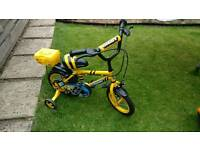 "Apollo Digby Boys Bike 12""wheels"