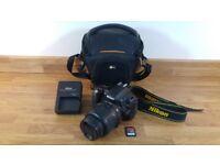Nikon D3100 Camera Kit