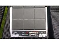 !!SOLD!! - Roland SPD-S 9-Zone Digital Percussion Sampling Pad - Used.