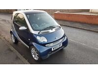 Smart Fortwo 450 Passion Blue/Silver