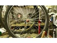 26 inch retro v brake wheels middleburn