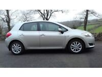 09 Toyota Auris 1.6 T Spirit ***FULL MOT***