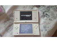 DSi for sale with 8 games