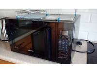 SAMSUNG CE103V COMBI MICROWAVE OVEN