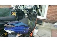 2 x 50cc mopeds