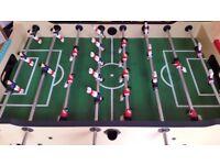 """BCE Olympic 4'6"""" Folding Football Table"""
