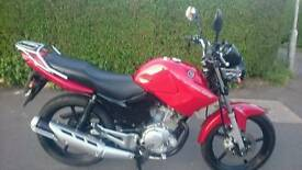 YAMAHA YBR 125 2012 VERY LOW MILES EXCELLENT CONDITION