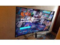 "SAMSUNG UE65KS9000 65"" TV, 4K, SMART SUHD CURVE QANTUM DOT, TOP OF THE RANGE"