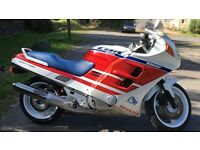 1989 CBR1000F SC24, CBR1000FK, Super sports, sports tourer, like ZZR, GPZ, Blackbird.