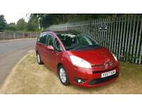2008 57 Citroen Grand Picasso 1.8 petrol VTR + 7 seater