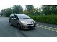 2007 Citreon grand picasso 1.6 hdi egs automatic 7 seater mpv Hpi clear Runs and drives well