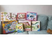 Pre-school games/jigsawas