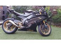 Yamaha YZF R6 2009 High spec
