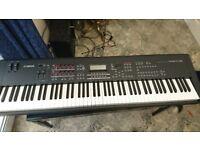 Yamaha 88note MXO8 Musuc Production Synthesizer