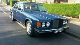 88 Bentley turbo r 104000 miles fine example of this classic car