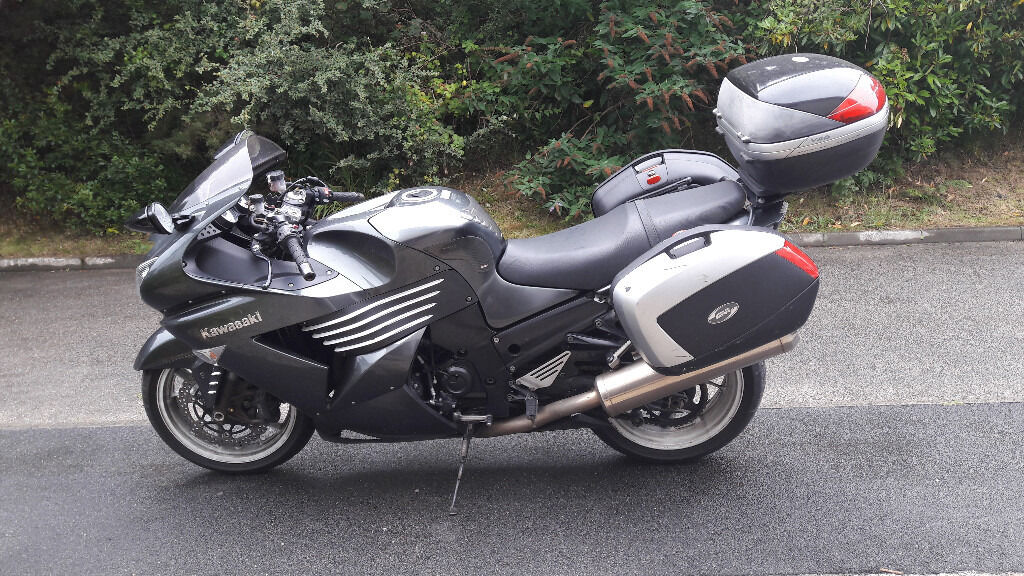 2007 Kawasaki ZZR 1400 for sale or swap for sel car | in ...