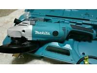 Makita angel grinder 9 inch brand new