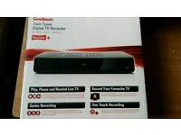 Goodmans freeview+ digital TV recorder