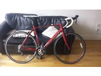 Road Bike - Great Condition - Claud Butler SR2 - Carbon Forks