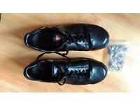 Patrick Rugby Boots - Size 8 with spare studs