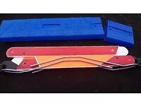 For Sale BMW (e36 Z3) Tool Kit Boot Emergency Breakdown Hazard Warning Triangle in case