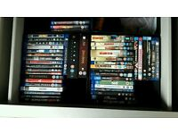 Large selection of Bluray DVDs mint condition