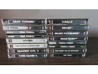 Sony Playstation 1 Games