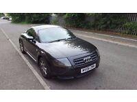 2006 Audi TT 1.8T - Long MOT - FSH - Black with Black Leather