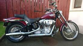 Harley Davidson FXST